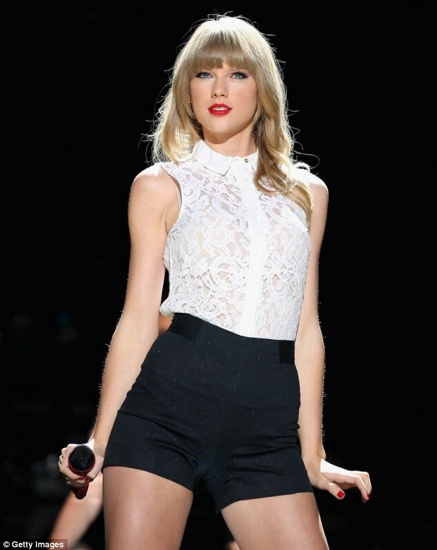Taylor Swift said she had never heard of the tragic pilot