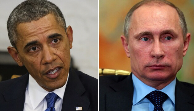 Tensions between the US and Russia over crisis in Crimea