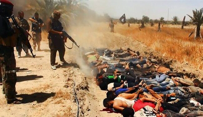 The Islamic State is committing acts of genocide