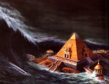 The great flood of Noah-Deucalian