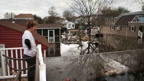 The residents of Staten Island are pleading for help