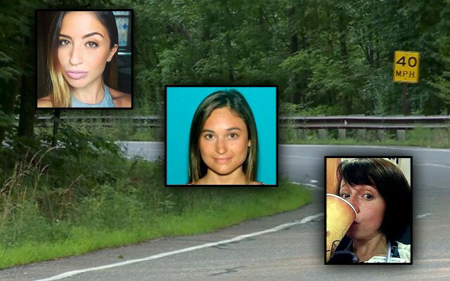 Three female joggers murdered in nine days