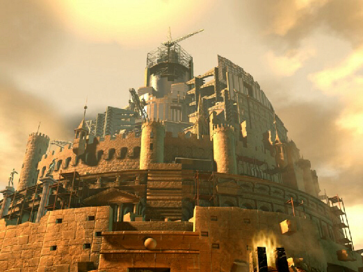 "The Tower of Babel, likewise, was used by Nimrod as a power source to link up with ""the Underworld"""