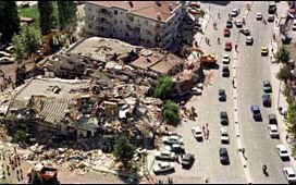 August 1999 earthquake in Turkey