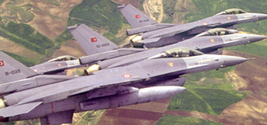 Turkey carries out airstrikes in N. Iraq