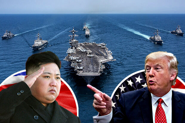 U.S. Naval blockade of North Korea