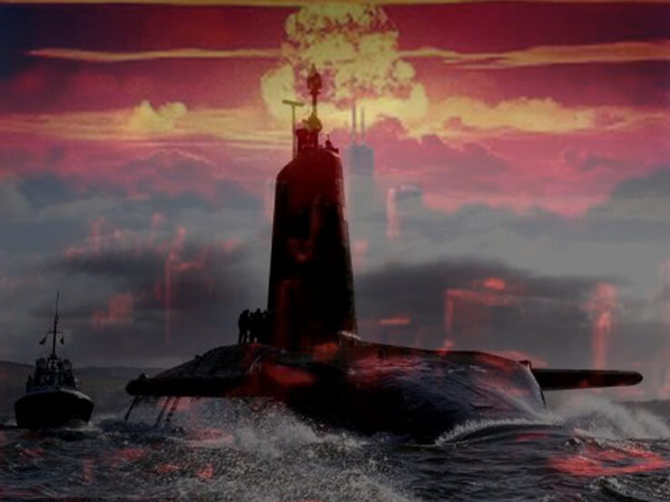 North Korean nuclear submarines, financed in part by Sun Myung Moon and his Unification Church, may soon destroy US coastal cities