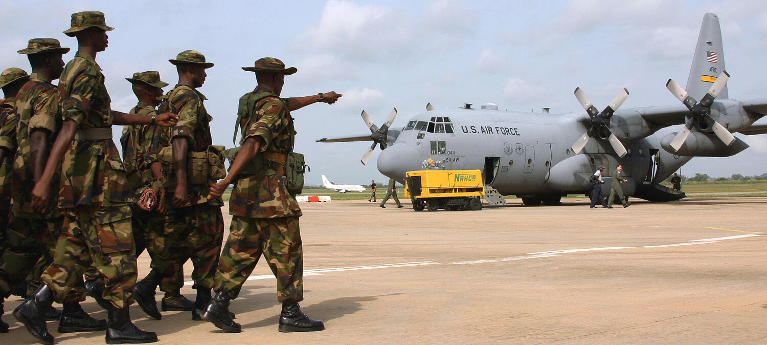US military to help fight Nigerian terrorists