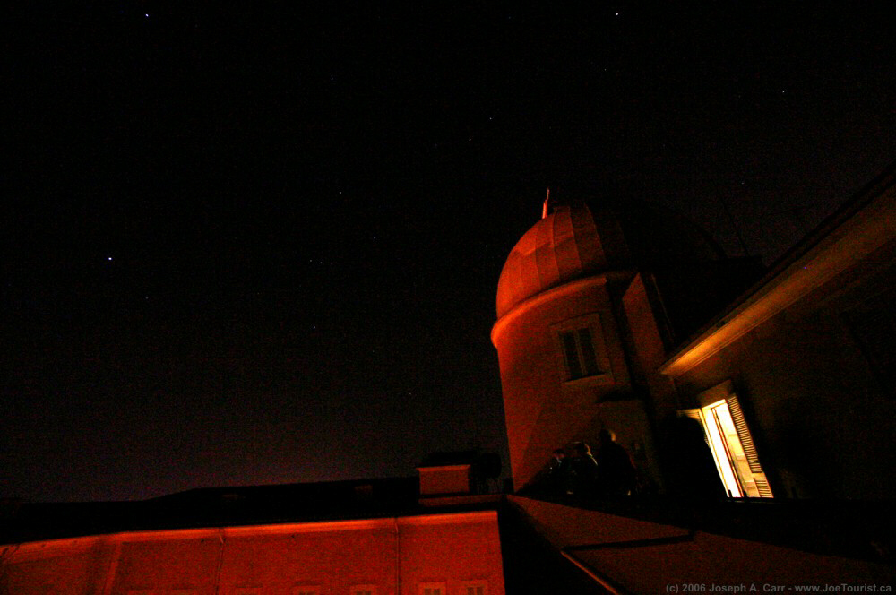 The Vatican Observatory at Castel Gandolfo