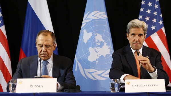 World powers agree ceasefire in Syria