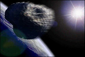 asteroid 2007 WD5 hits Mars