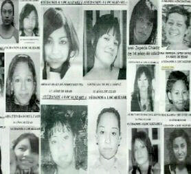 Missing women and girls in Mexico