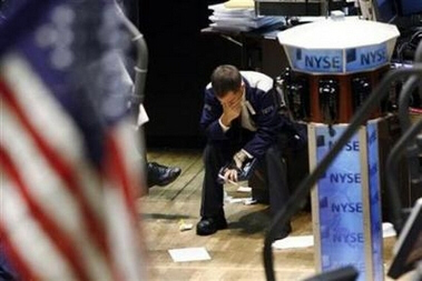 NYC stock exchange plummets on Black Monday