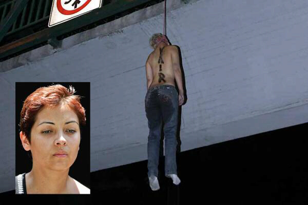 Woman hanged in Mexico